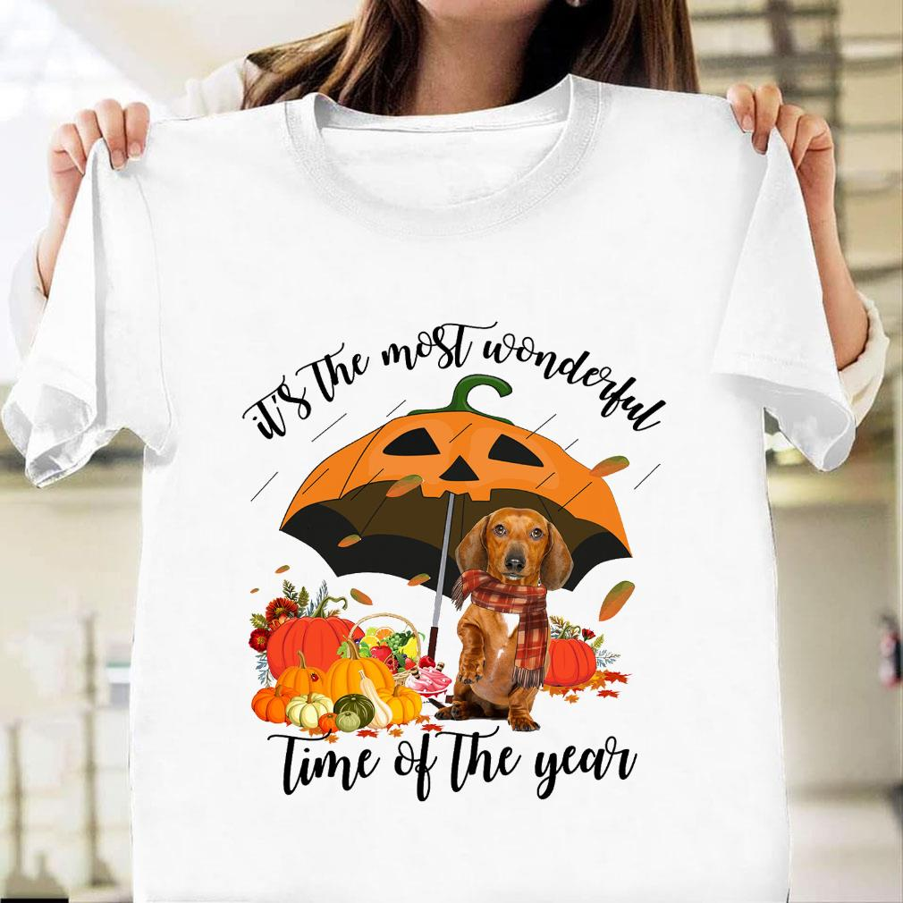 It's the most wonderful time of the year shirt unisex