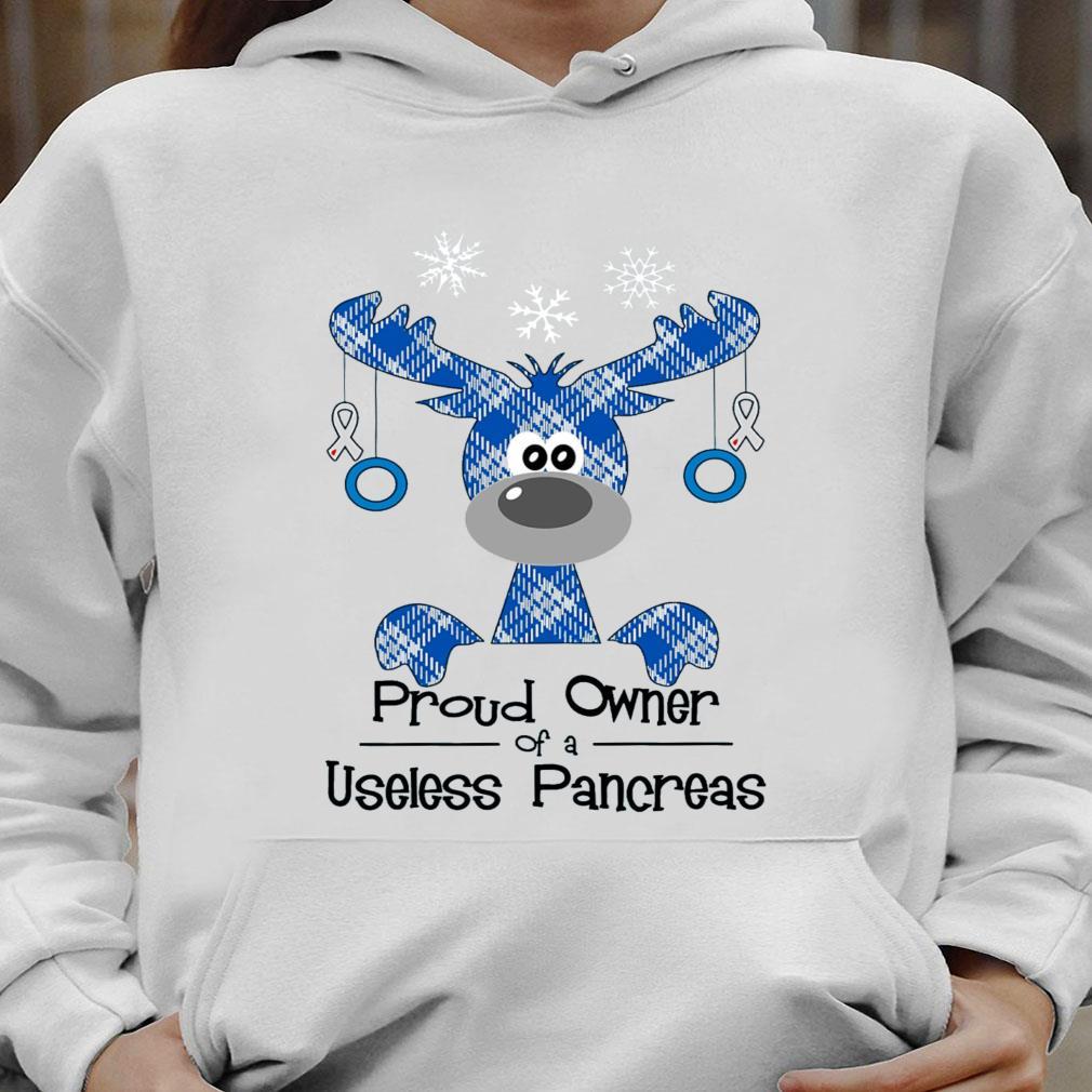 Proud owner of a useless pancreas shirt hoodie