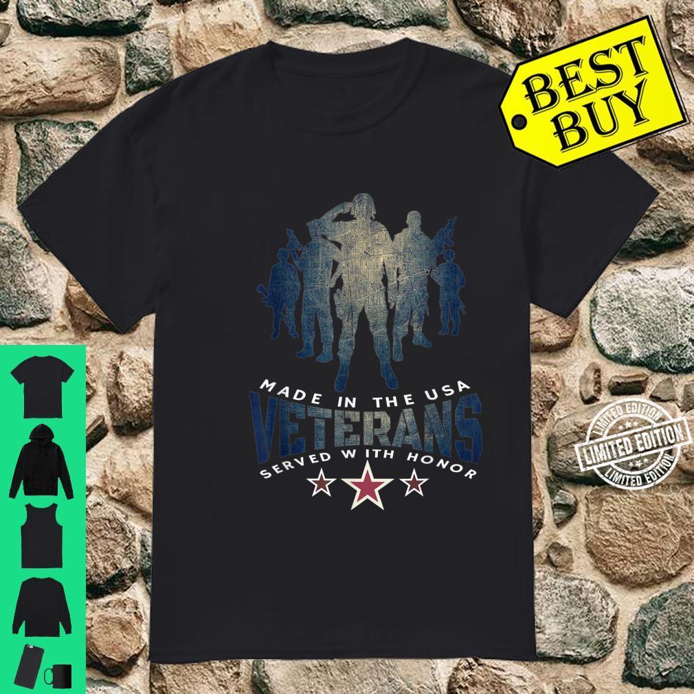American Veteran's Day Shirt
