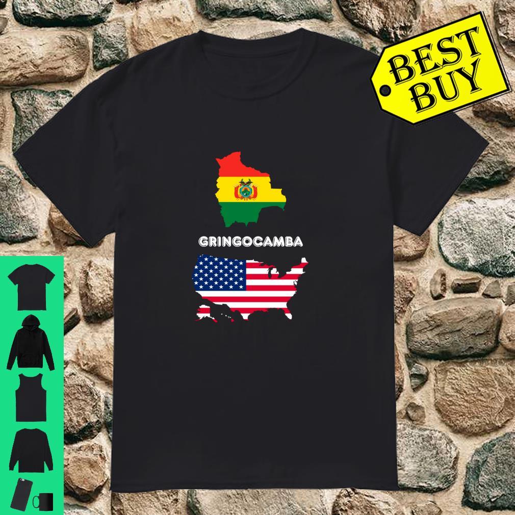 Bolivien und Amerika Gringocamba shirt