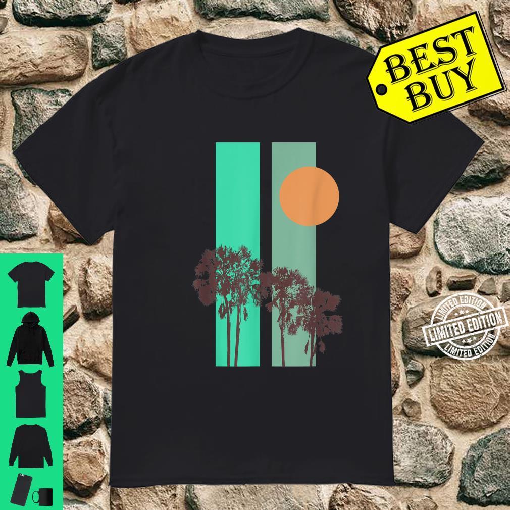 California motif Shirt