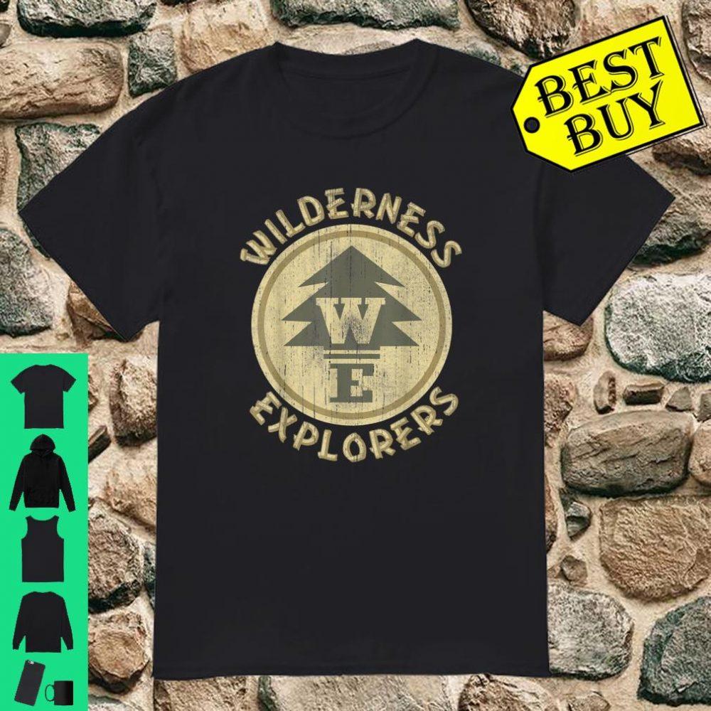 Disney Pixar Up Wilderness Explorers Logo shirt