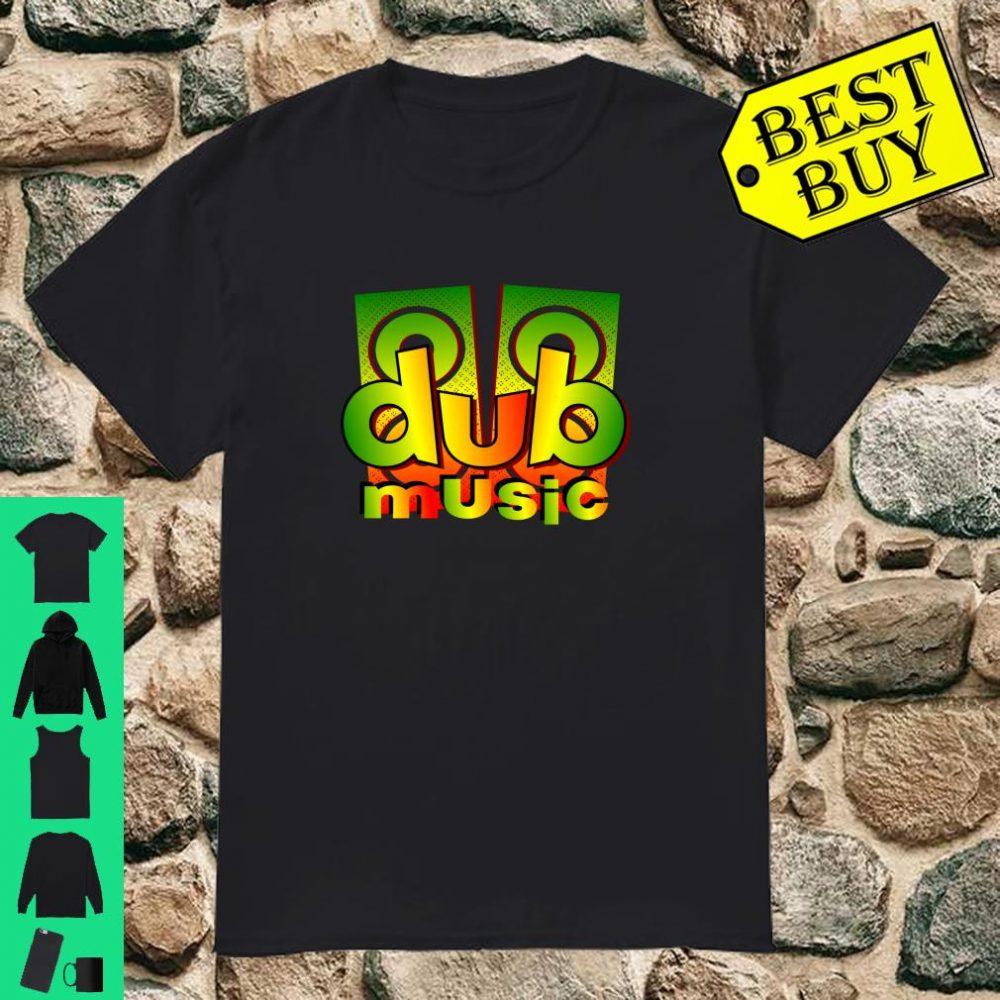 Dub Music Lautsprecher Soundsystem shirt