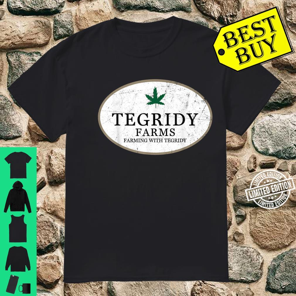 Farming With Tegridy Shirt