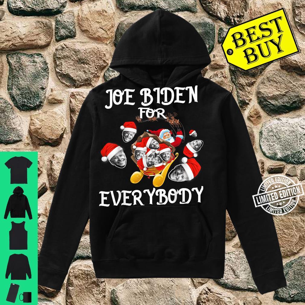 Joe Biden For Everybody Shirt hoodie