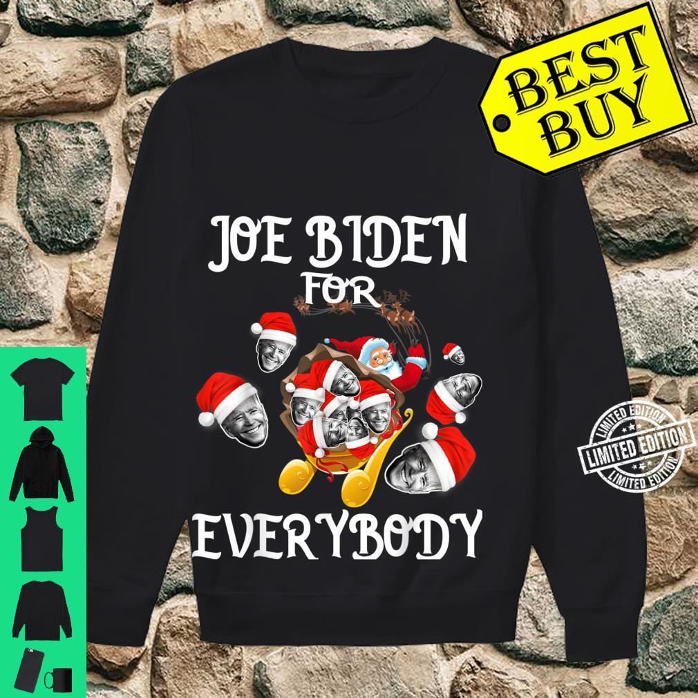 Joe Biden For Everybody Shirt sweater