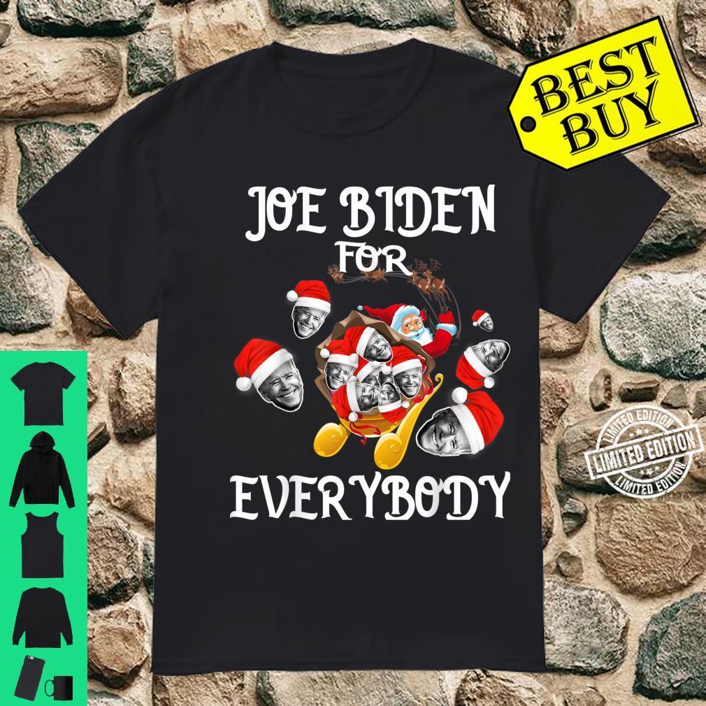 Joe Biden For Everybody Shirt