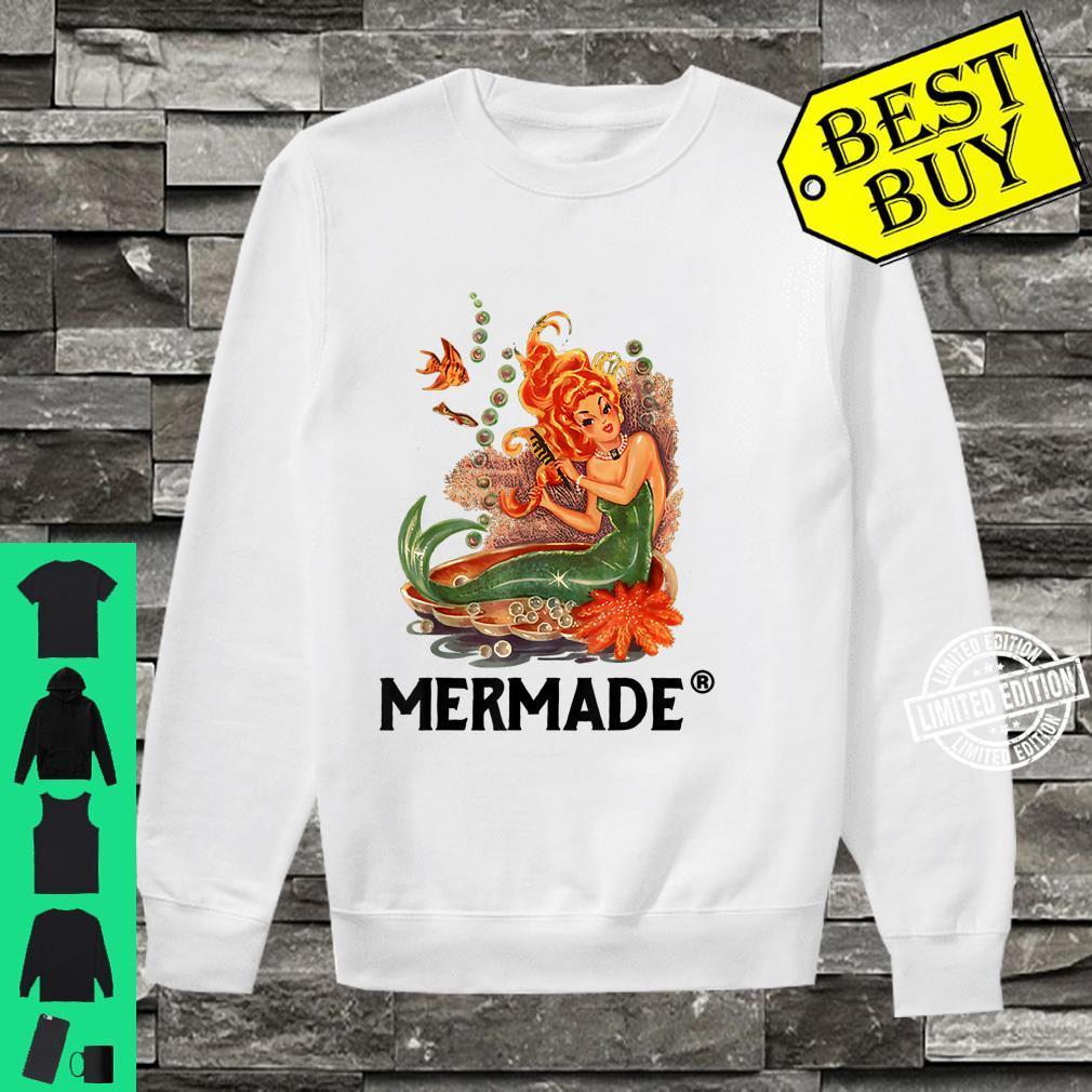 Mermaid Mermade Mermade Mermaid Shirt sweater