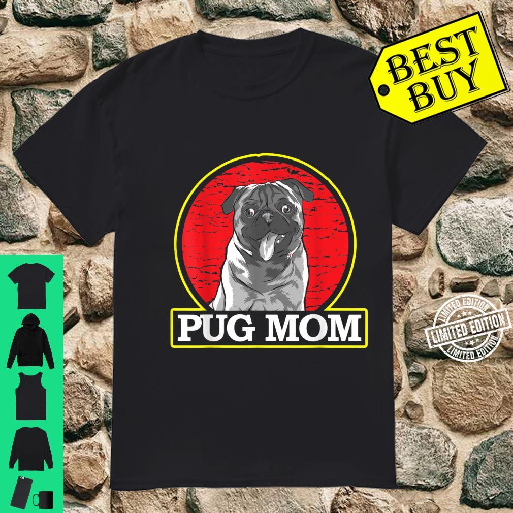 Mom Pug Shirt