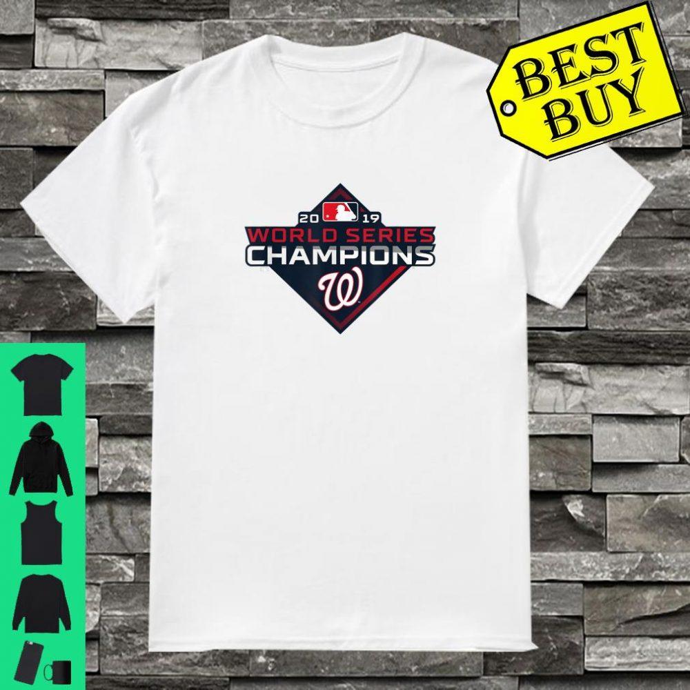 Nationals Championship World Baseball Champions Series 2019 shirt