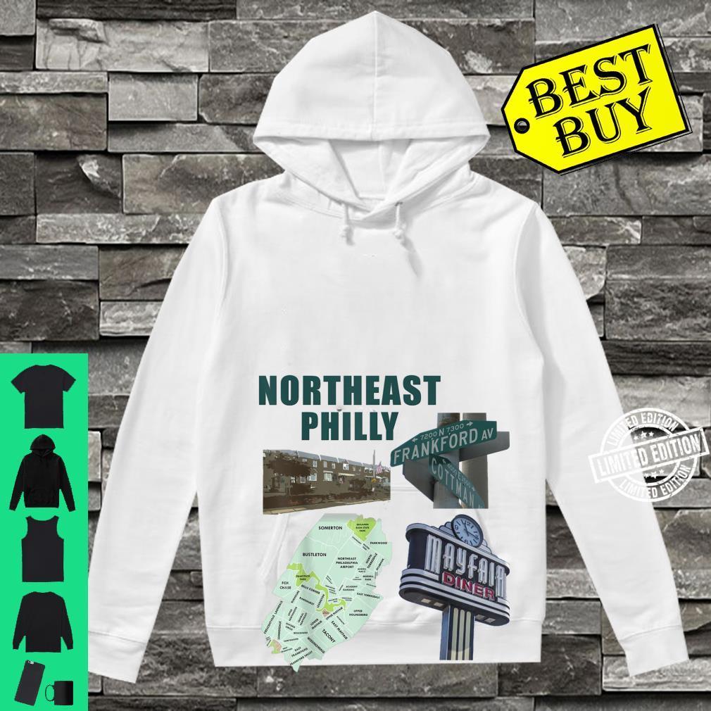 Northeast Philadelphia featuring philly mayfair diner NE Shirt hoodie