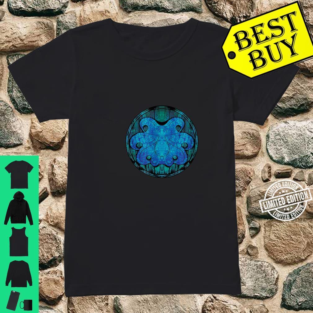 Sea Animal Octopus Shirt ladies tee