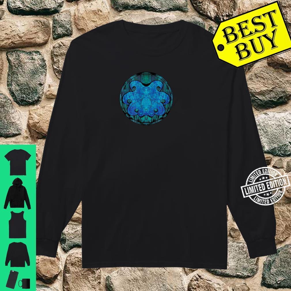 Sea Animal Octopus Shirt long sleeved