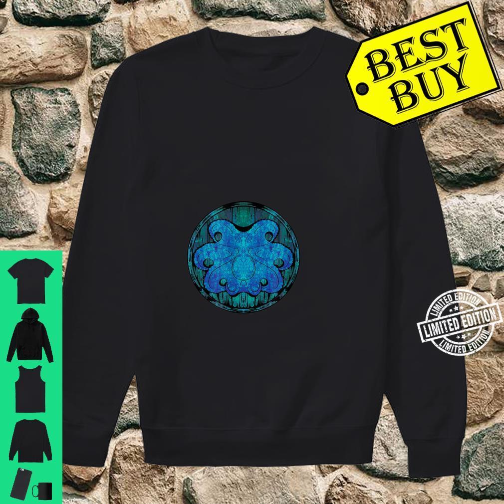 Sea Animal Octopus Shirt sweater