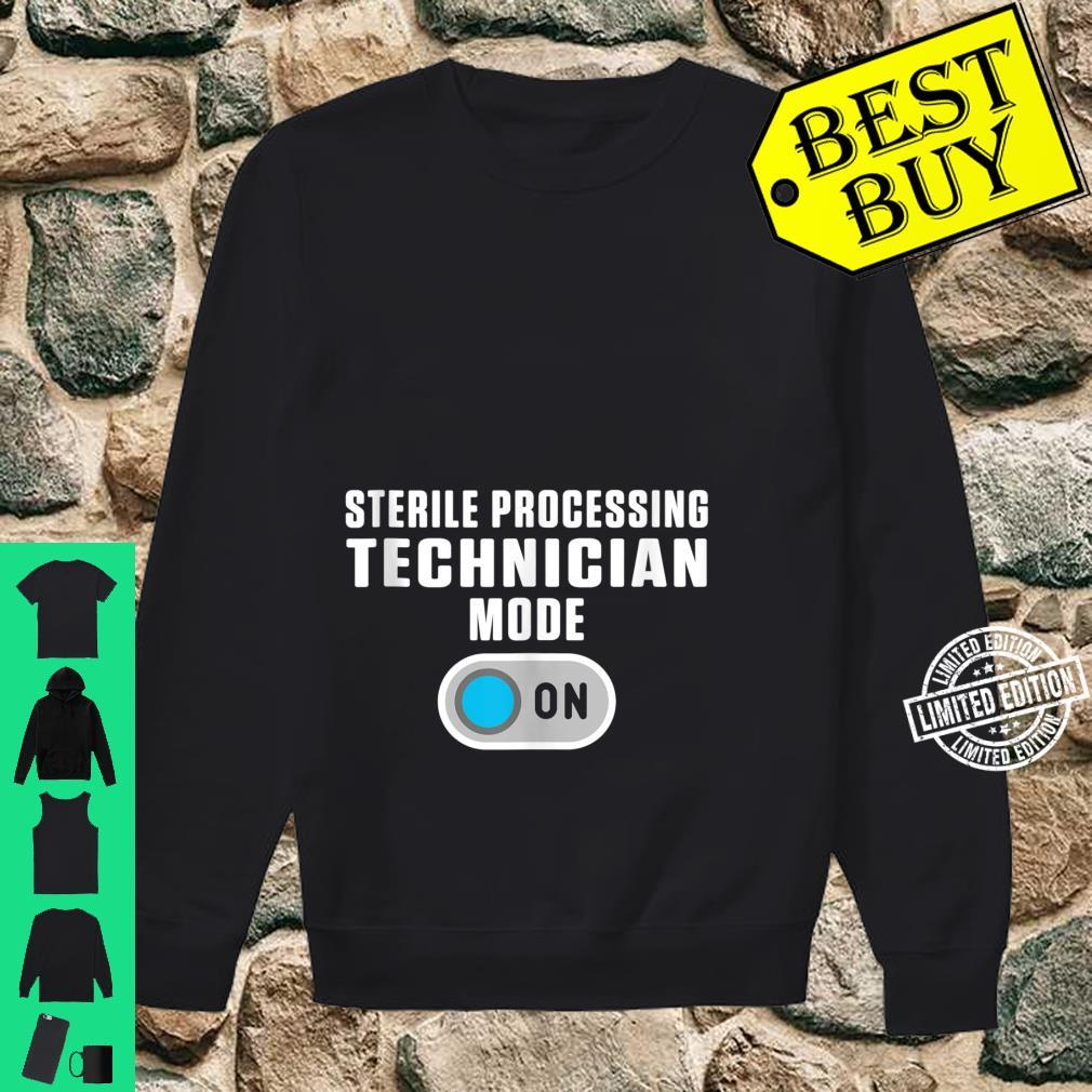 Sterile Processing Technician Instructing Tech Shirt sweater