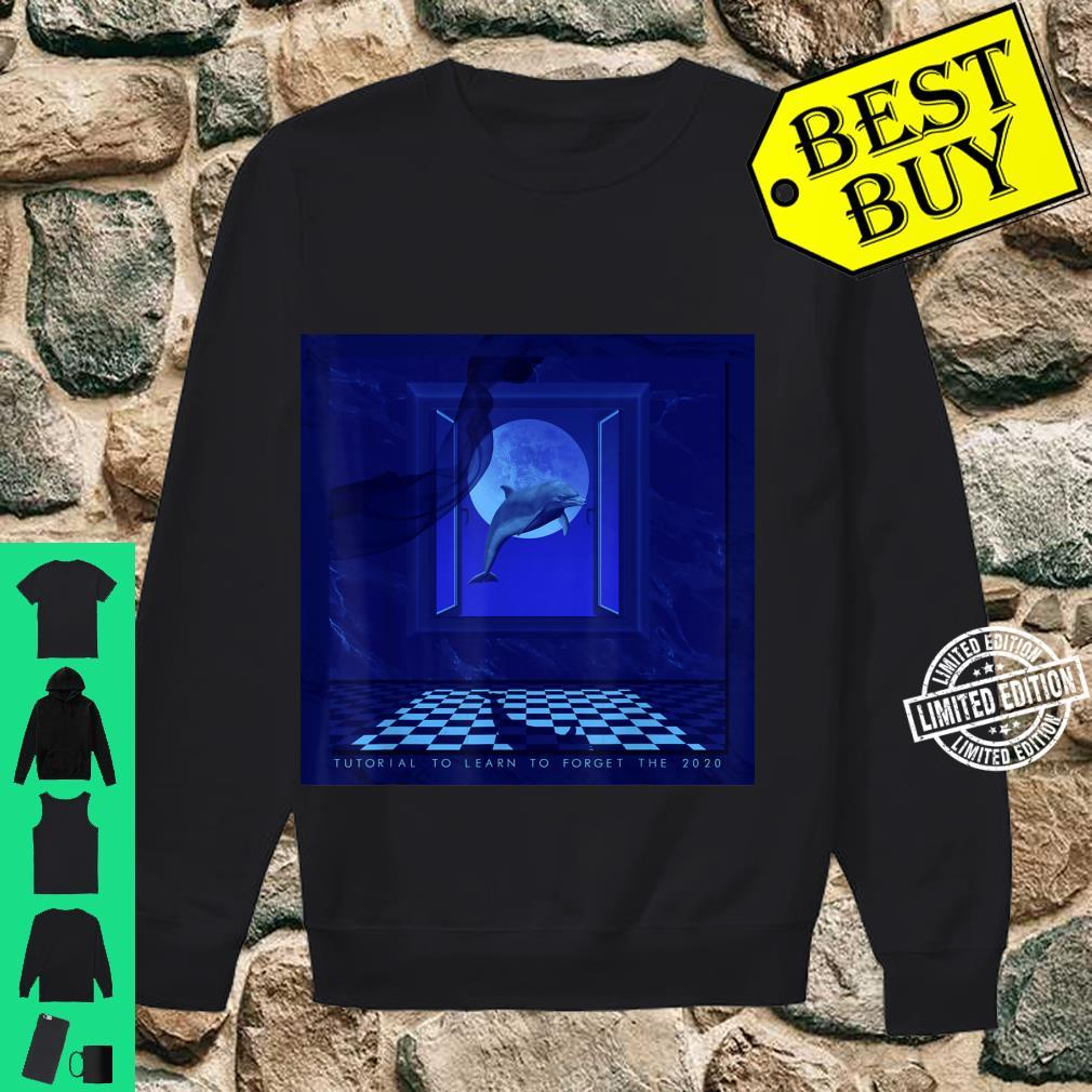 Vaporwave Aesthetic Synthwave Retrowave Seapunk Shirt sweater