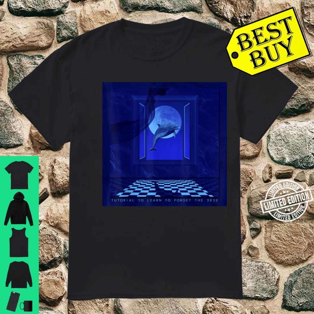 Vaporwave Aesthetic Synthwave Retrowave Seapunk Shirt