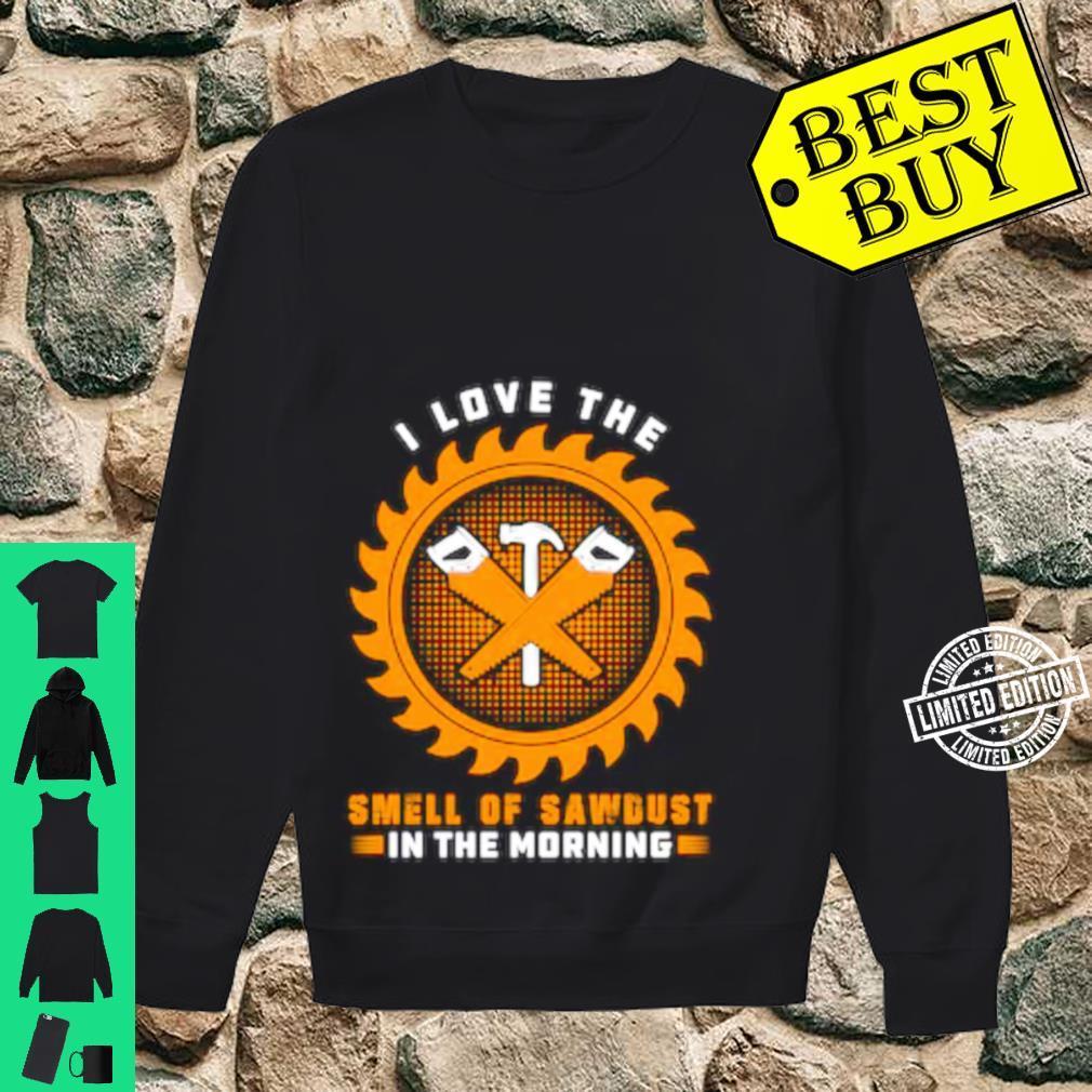 Woodworking Carpenter Woodworker & Craftsman Shirt sweater